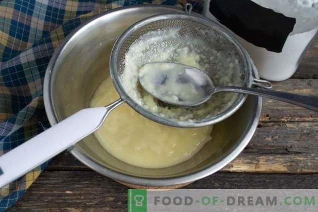 Крем мед месо за секој торта