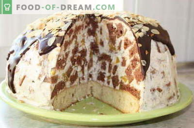 Панчо торта - најдобри рецепти. Како правилно и вкусно да готви торта