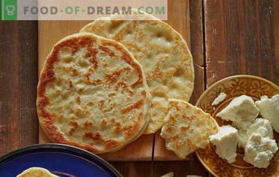Руди колачи на кефир во тавата - воздух деликатес! Бурени и нежни колачи на кефир во тавата: рецепти, суптилности и тајни за готвење