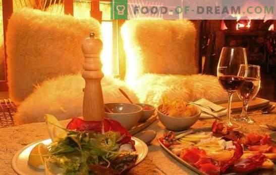 Идеи за романтична вечера