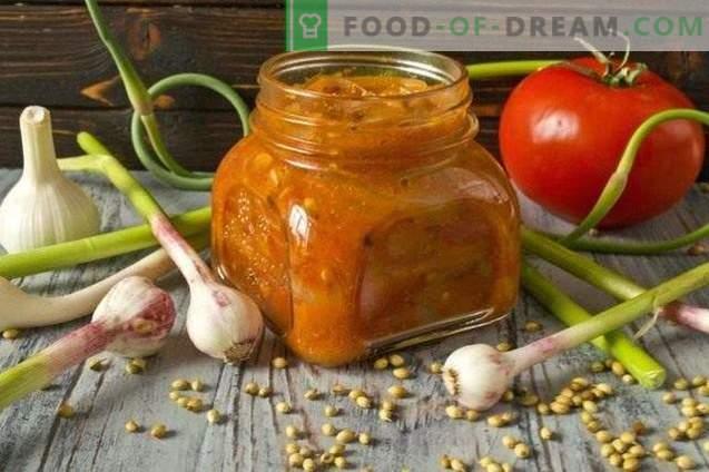 Томато Casundi - Индискиот сос од домати