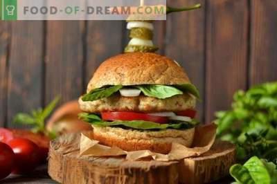 Совршен Бургер - Како да направите Бургер котлети
