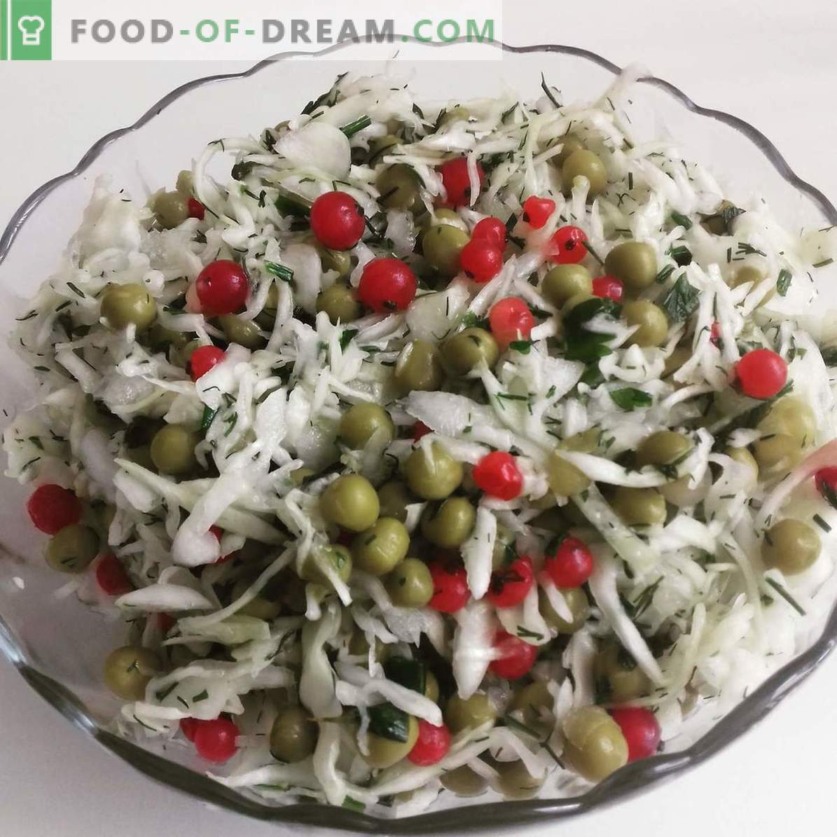 Домашна зелена салата
