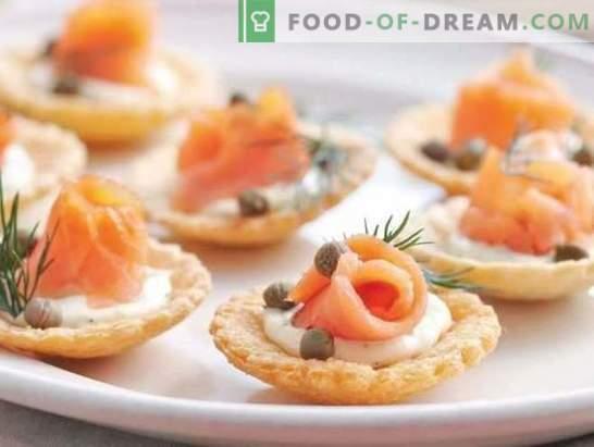 Тематска новогодишна маса: само риба и морски плодови