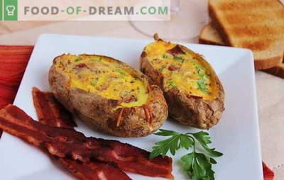 Француски компир со мелено месо во рерна - во Париз ова не се јаде! Француски компир рецепти со мелено месо во печка на руски начин