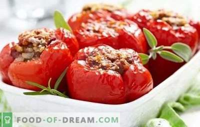 Чекор по чекор рецепт за полнети пиперки со мелено месо. Како да се готви полнети пиперки со мелено месо на шпоретот и во рерната
