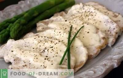 Месо во сос од павлака е вкусен семеен оброк. Павлака, како