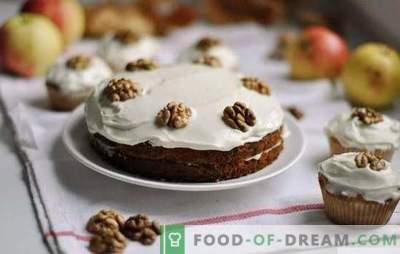 Чекор по чекор рецепти павлака за секој десерт. Технологијата за правење крем крем со чекор препораки
