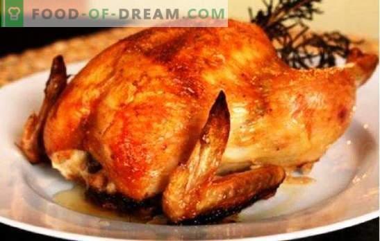 Целото пилешко во бавниот шпорет не гори, не се исуши! Рецепти за готвење различно пилешко во бавен шпорет целосно