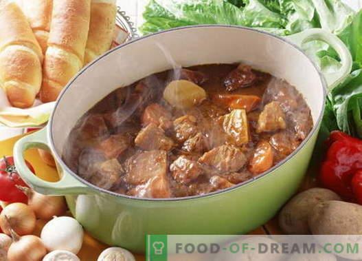 Свинско чорба - најдобриот рецепт. Како да правилно и вкусно готви чорба со свинско месо.