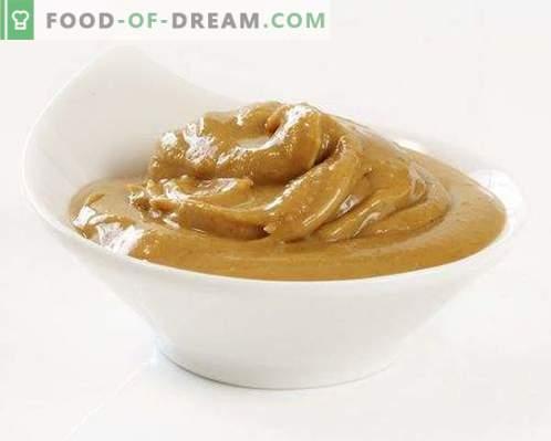 Орев сос - најдобрите рецепти. Како правилно и вкусно да се подготви орев сос.