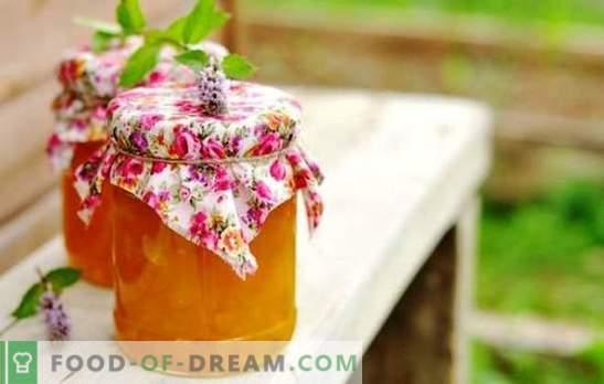 џем од диња со портокал и лимон е необична комбинација на вкусови. Подготовка на џем од диња со портокал за зима
