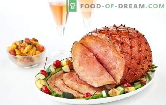 Пушеле свинско месо е многу популарна деликатес. Методи на готвење пушеле свинско месо и најдобри рецепти со учество