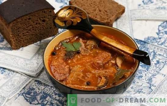 Типични грешки при готвење супа. Зошто супа е невкусна и грда?