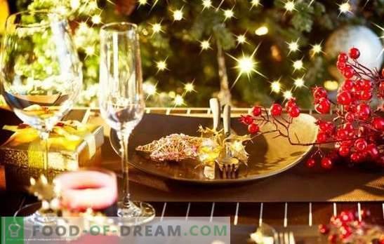 Afrodisiaci sulla tavola di Capodanno