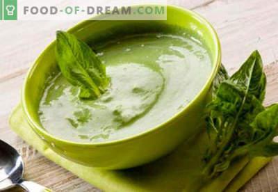 Пире од шпана - најдобри рецепти. Како правилно и вкусно да готви пирениот спанаќ.