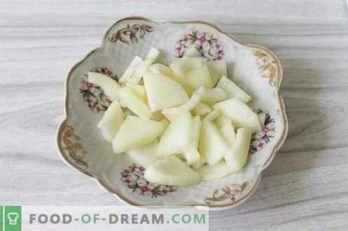 Eastern plov - оригинален чекор по чекор рецепт со фотографии