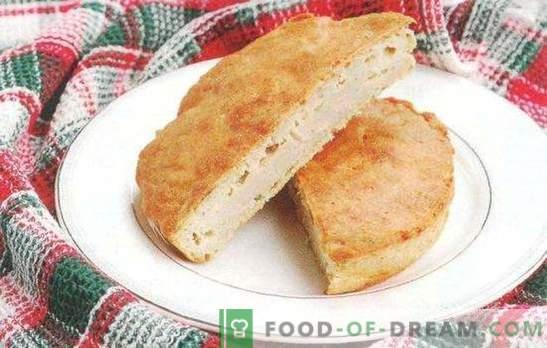 Чекор по чекор рецепти за мелено пилешко суфле во печка, микробранова и парен. Како брзо да се направи суфле од мелено пилешко