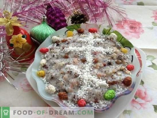 Како да се јаде и да се готви за Божиќ на Божиќ