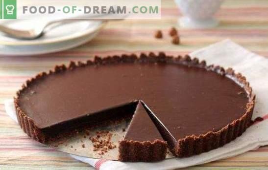 Чоколадна торта со ореви е слатка бајка! Докажани рецепти за највкусни и вкусни чоколадни колачи со ореви