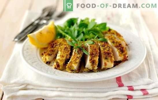 Пилешки гради брзо и вкусно - тоа е можно! Пилешки гради рецепти брзо и вкусно во рерната, бавен шпорет, во тавата