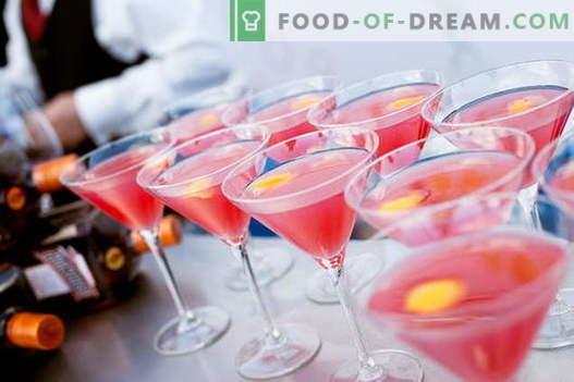30 најдобри рецепти за алкохолни и безалкохолни коктели за домашна забава