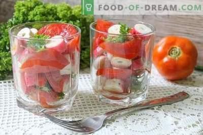 Инстант закуски за 15 минути - убавината, вкусот и придобивките од летен зеленчук