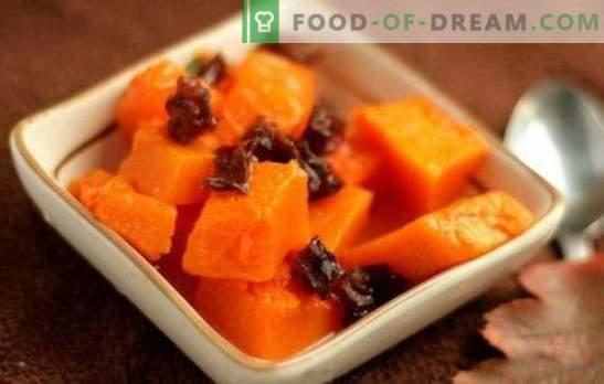 Тиква со сливи - море од вкус и бенефиции! Рецепти за задушени, пржени и печени јадења од тиква со сливи