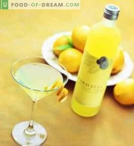 Wie man Limoncello trinkt