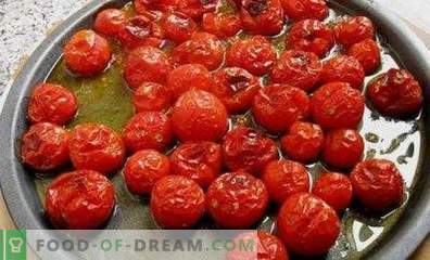 Пржени домати за зима