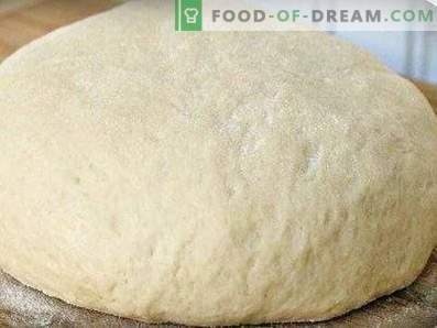 Тесто за пица без квасец