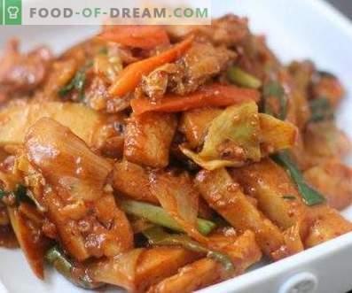корејски пилешко хи