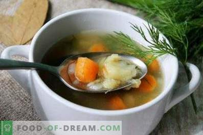 Pollock Soup