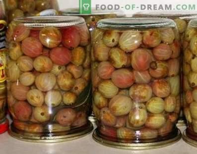 Комбинатурите од цариградско грозде за зима