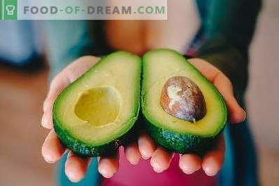 Како да се јаде авокадо