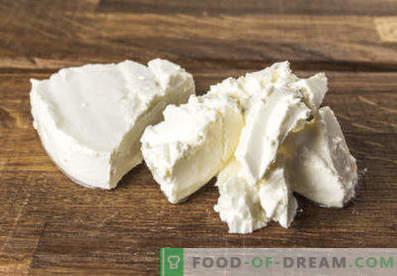 Што да го замените сирењето